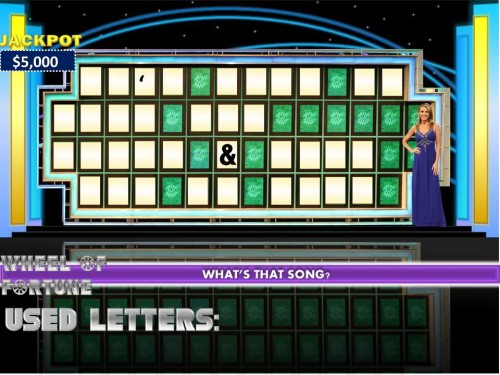 Wheel Of Fortune Punctuation