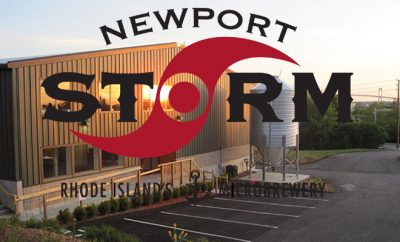 Newport Storm is now Newport Craft Brewing And Distilling Co