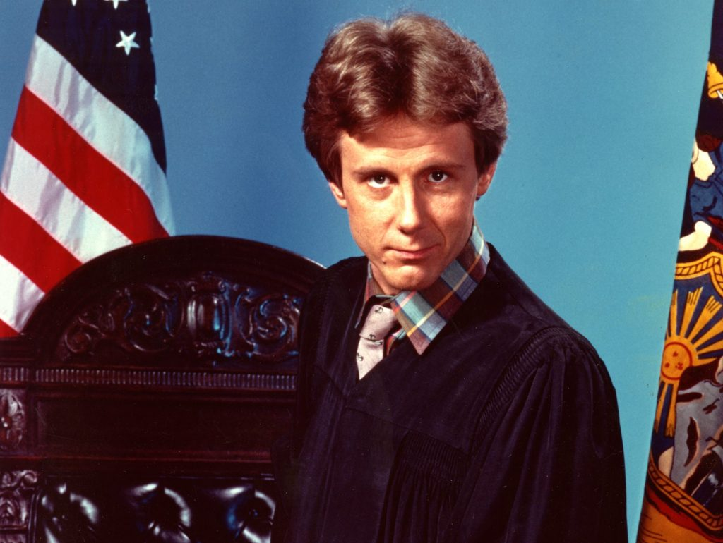 Harry Anderson Night Court Newport RI