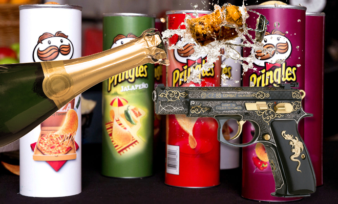 Pringles Viral Marketing